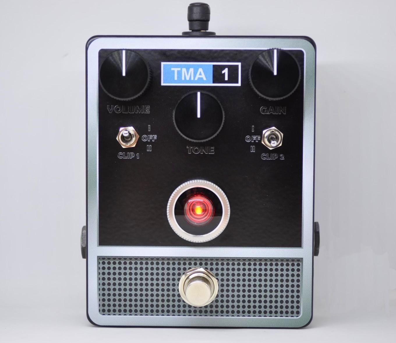 Acorn Amplifiers Introduces the TMA-1 Fuzz
