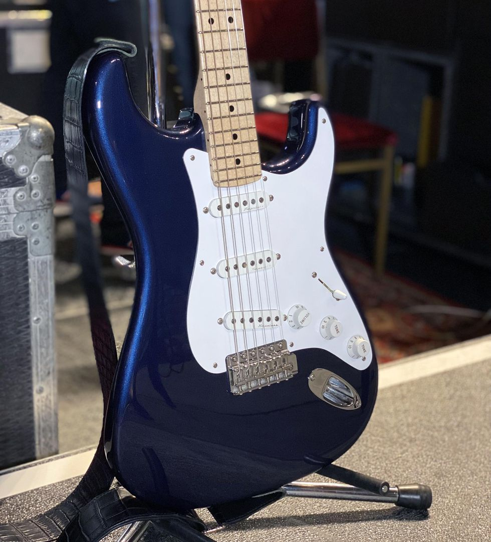 Rig Rundown: Eric Clapton