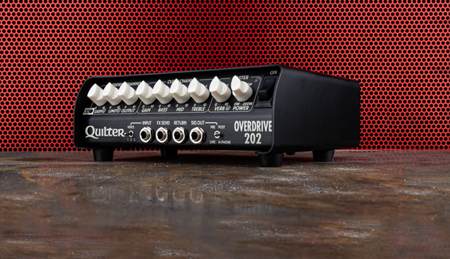 Quilter Labs Announces the OverDrive 202