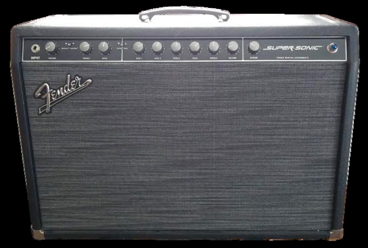 Fender Super-Sonic 60