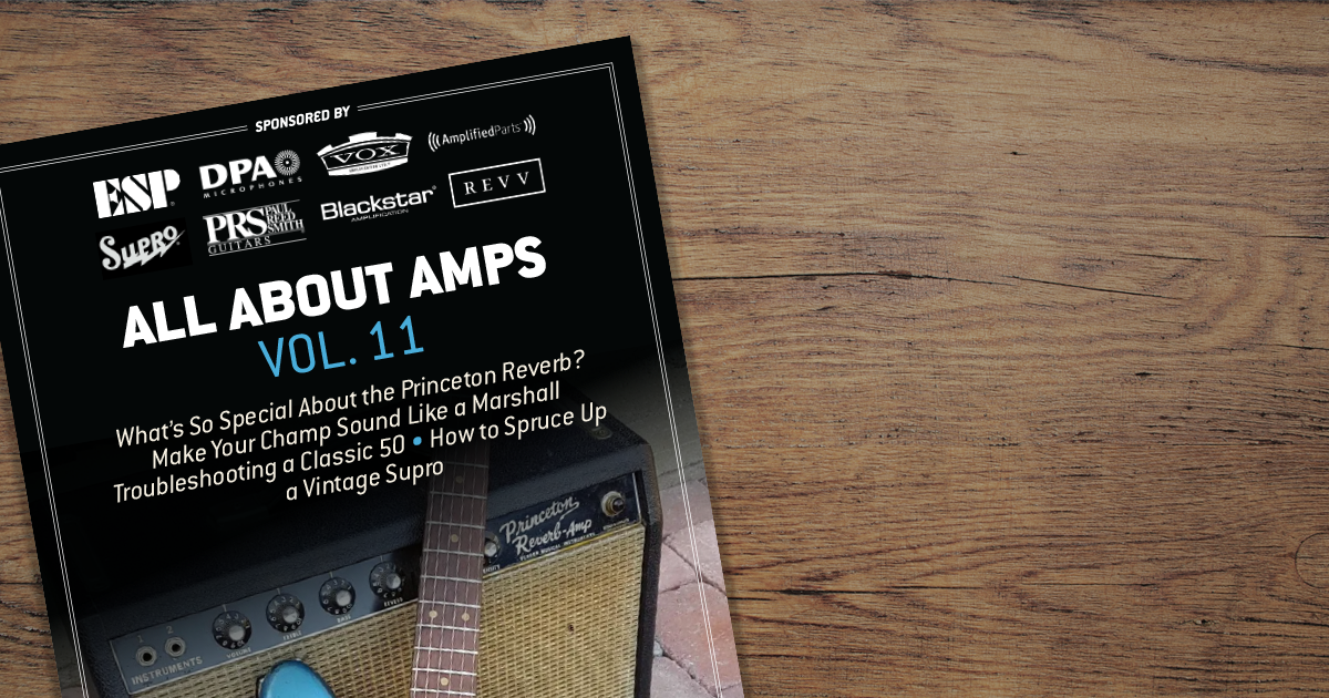 Love Amps? Look No Further.