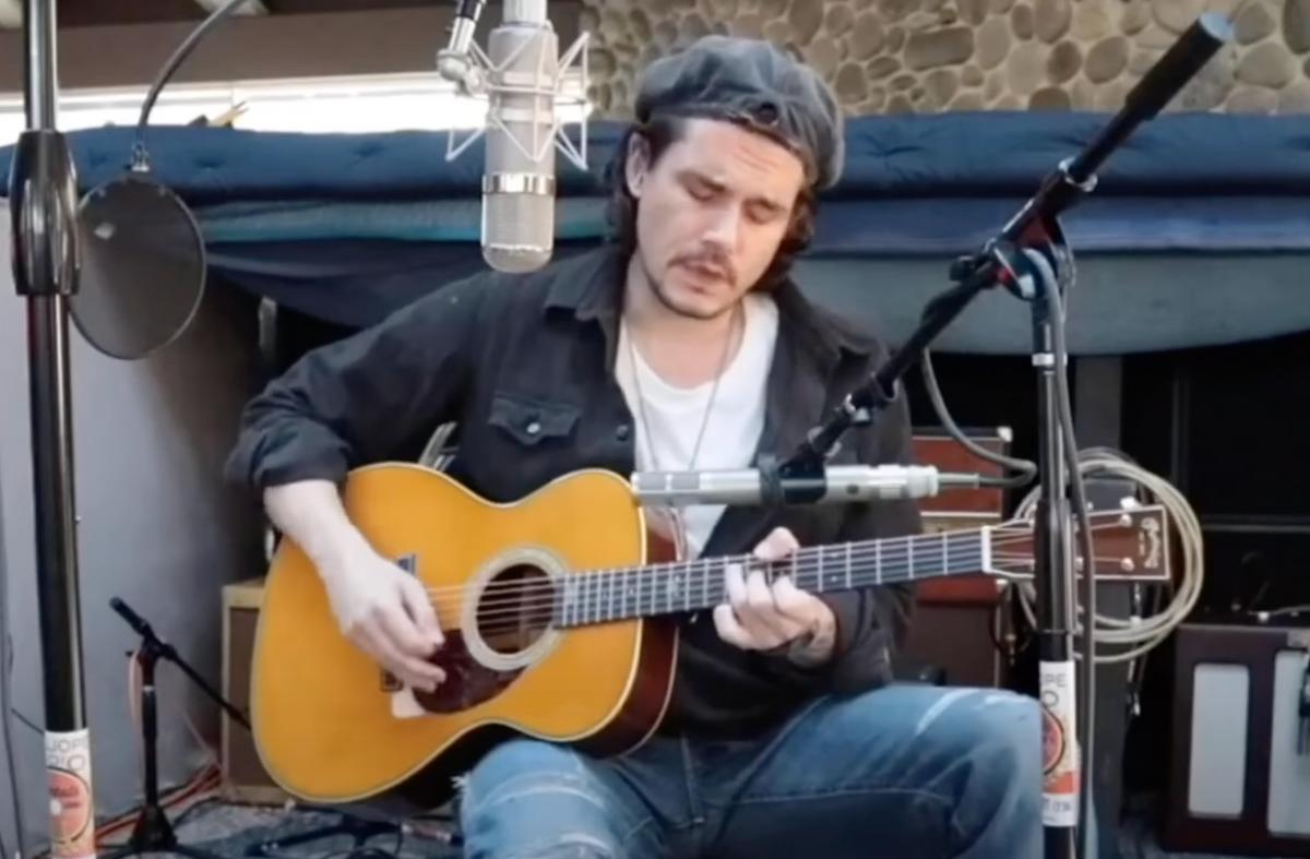John Mayer Martin Acoustic