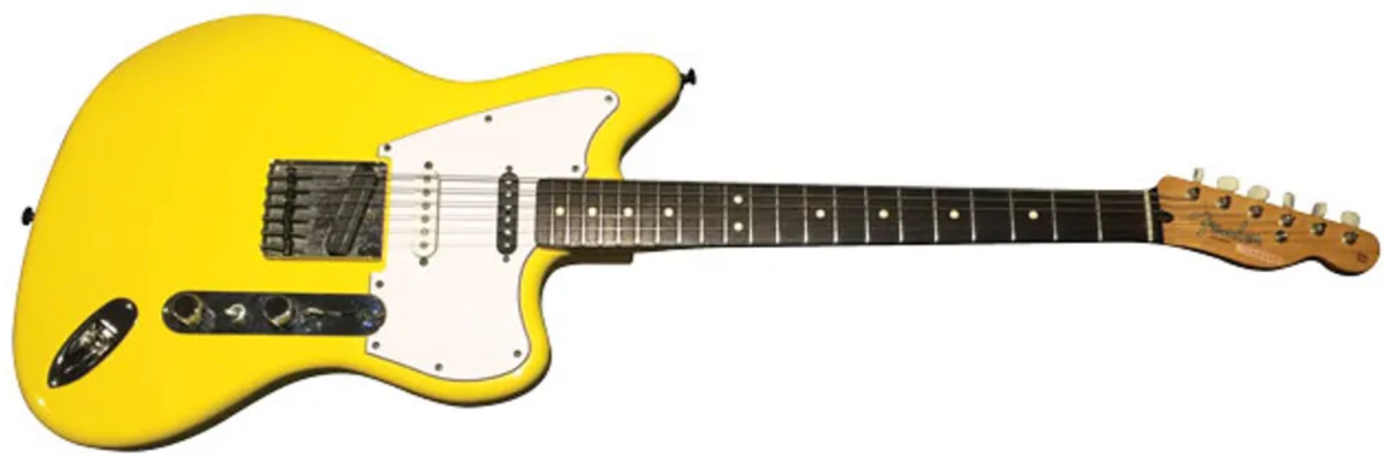 Reader Guitar of the Month: Frankenstein Jazzcaster