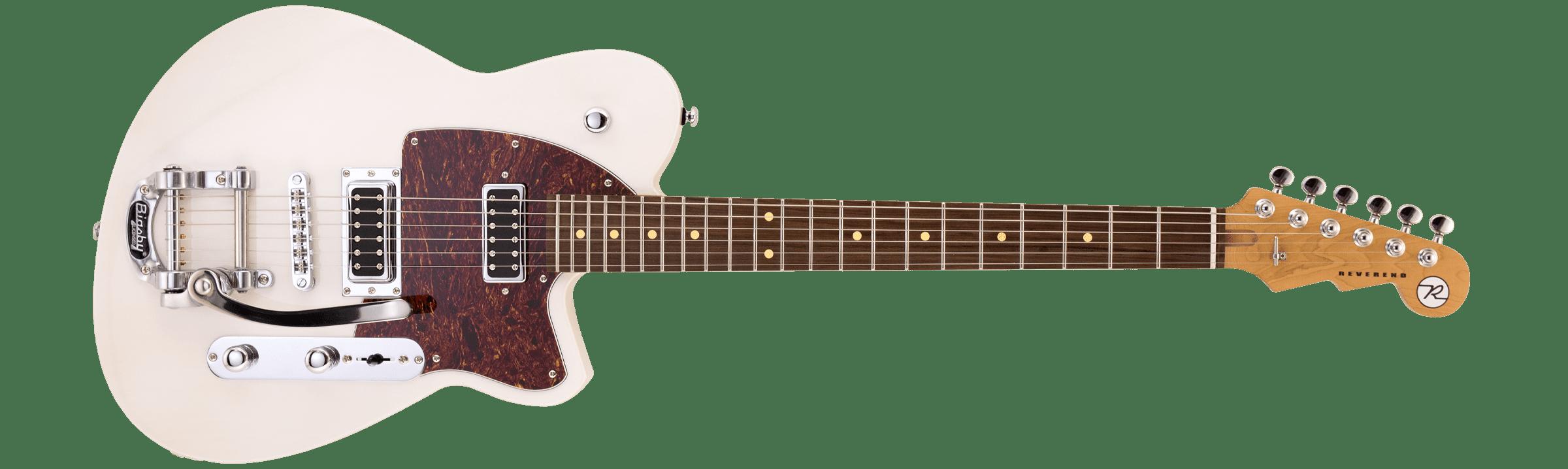 Reverend Guitars Updates the Flatroc