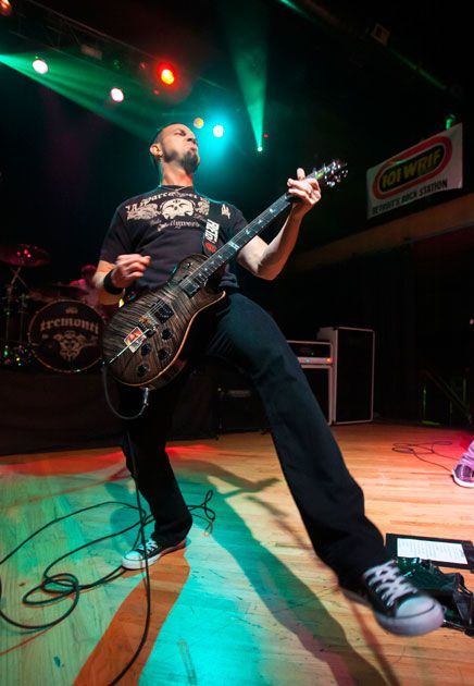 Mark Tremonti: Double Time