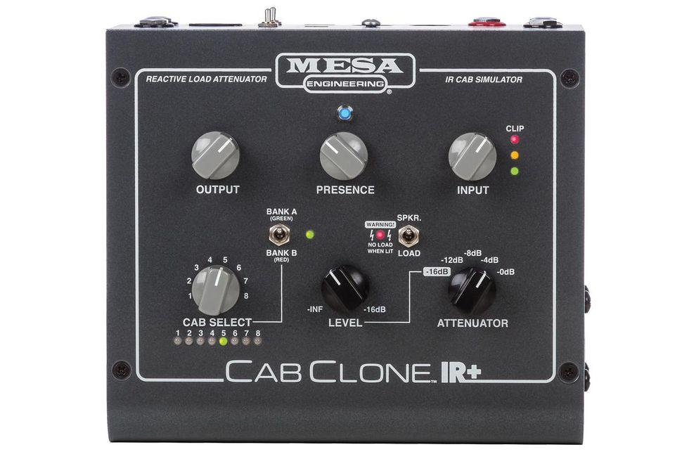 Mesa CabClone IR+ Reactive Load Attenuator & IR Cab Simulator