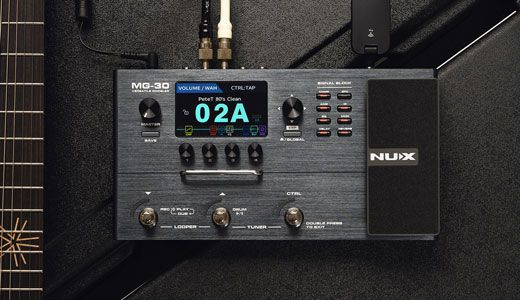 Nu-X Releases the MG-30