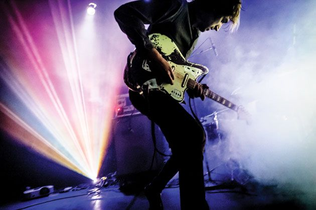 A Place to Bury Strangers: Controlled Anarchy