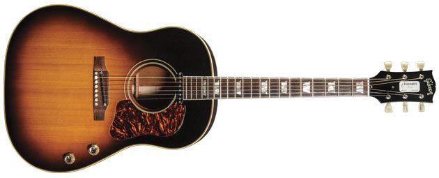 Vintage Vault: 1965 Gibson J-160E