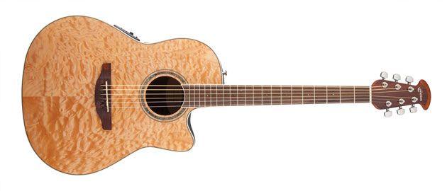 Ovation Guitars Expands Celebrity Standard Series