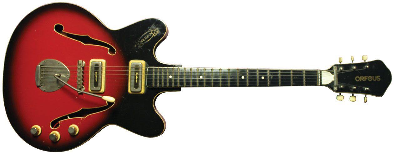Wizard of Odd: Le Mystère des Guitares Bulgares