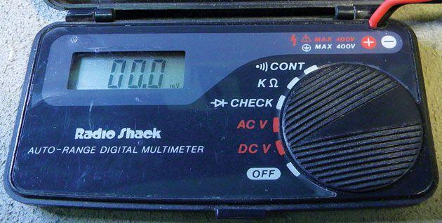 Guitar Shop 101: Five Ways to Use a Digital Multimeter