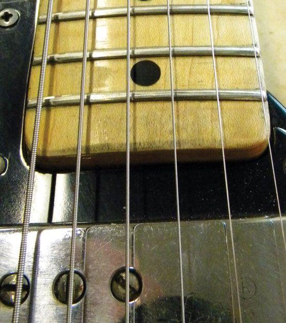 Guitar Shop 101: How to Fix a Misaligned 3-Bolt Neck