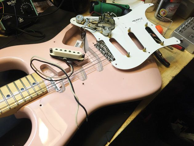 5-Way Frenzy: Vintage-Style Strat Pickup Review Roundup