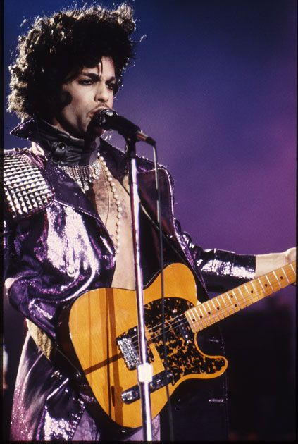Prince Rogers Nelson: 1958-2016