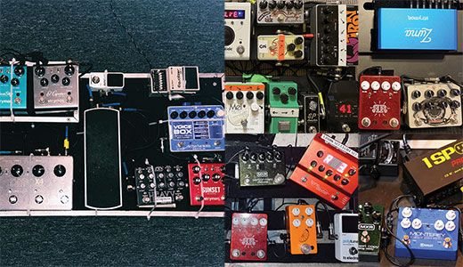 Pro Pedalboards 2021
