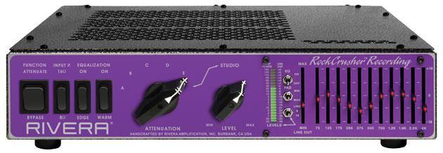 Rivera RockCrusher Recording Power Attenuator