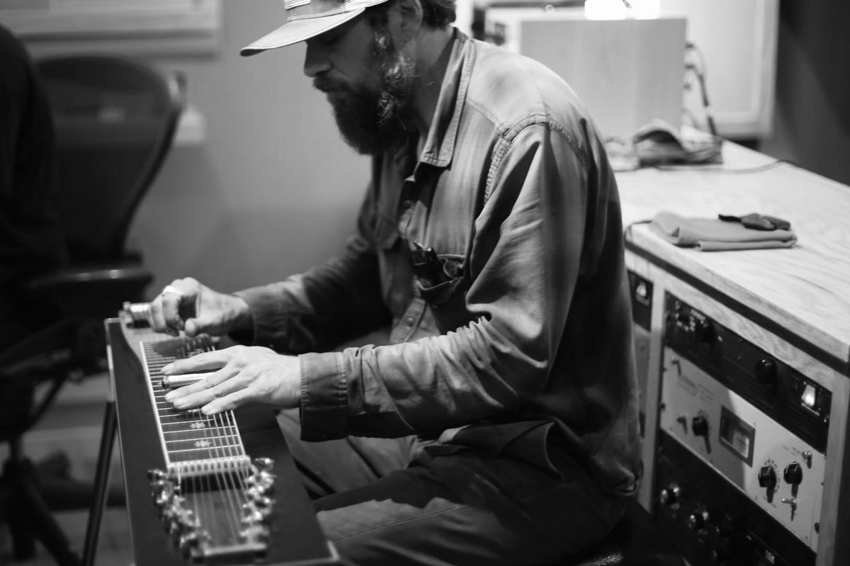 Rocco DeLuca Finds Harmony with Daniel Lanois