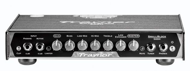 Traynor Introduces Small Block Amp Series