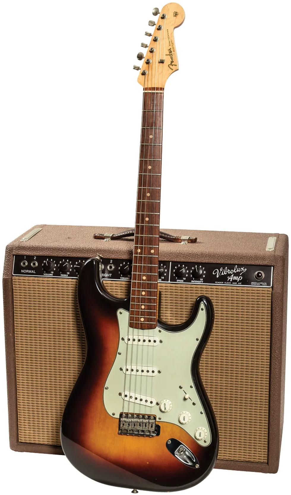 Vintage Vault: 1961 Fender Stratocaster