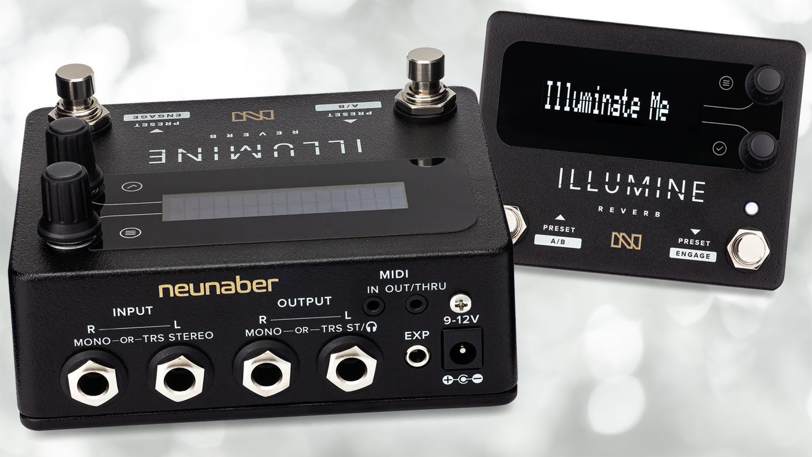 Neunaber Releases the ILLUMINE Reverb