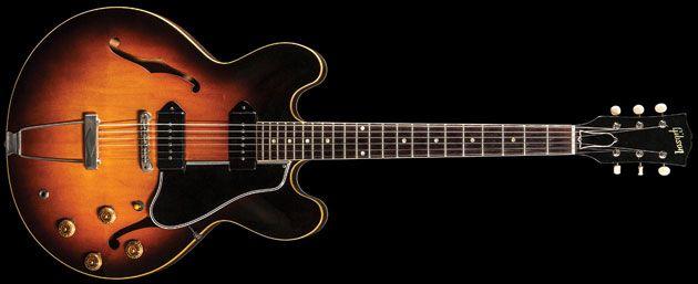 Vintage Vault: 1959 Gibson ES-330TD
