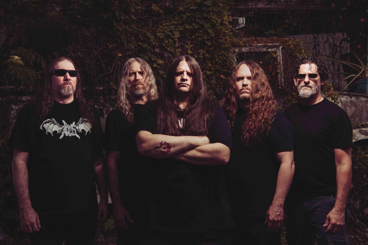 Cannibal Corpse's Violence Unimagined—New Guitarist, Classic Sound