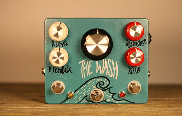 Hungry Robot Pedals Announces the Wash and the Kármán Line
