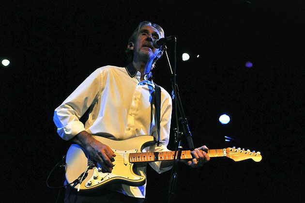 Mike Rutherford: Back in the Shop with the Mechanics