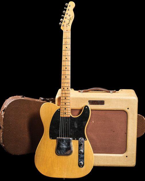 Vintage Vault: 1952 Fender Esquire