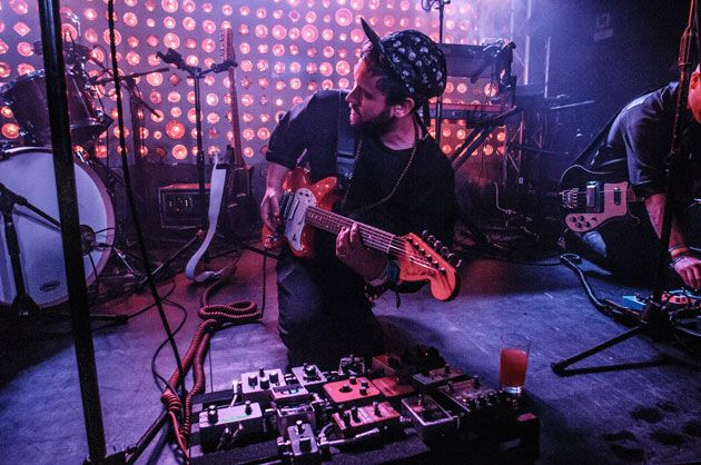 Unknown Mortal Orchestra: Ruban Nielson