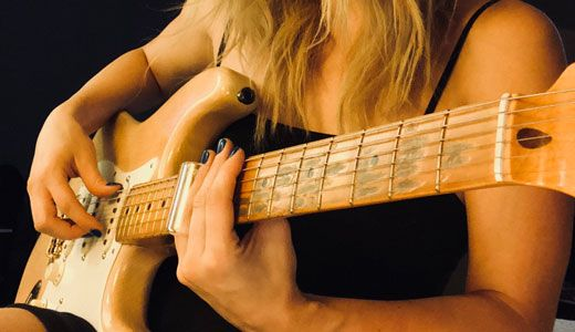 What the Ell? My Slide Guitar Journey