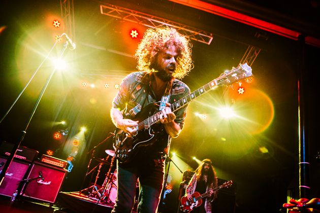 Wolfmother's Andrew Stockdale